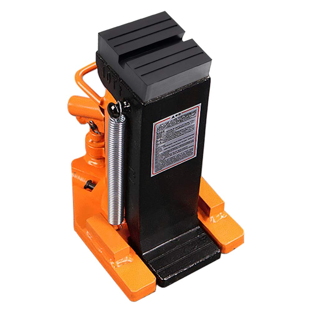 Car Black Anti-Slip Rail Adapter Support Block Heavy Duty for Car Lift Five Bananas Jack Rubber Pad 4 Pack, 5#