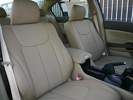 Honda Accord Sedan 2004 2007 Clazzio Leather Seat Covers