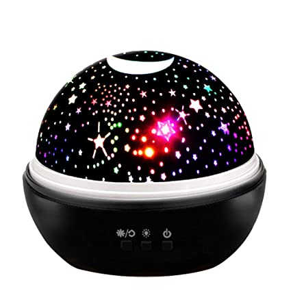 Star Night Light Projector For Kids Easony Birthday Gifts Cool Fun Toy 2