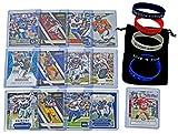 #7: Football Cards Fantasy RBs: Ezekiel Elliott, Todd Gurley, Le'Veon Bell, Marshawn Lynch, C.J. Anderson, Dion Lewis, LeSean McCoy, Mark Ingram, Carlos Hyde, Melvin Gordon, Stewart, Freeman, Gore