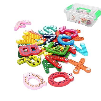 Amazoncom Itoda Refrigerator Magnets Toys Toddlers Educational