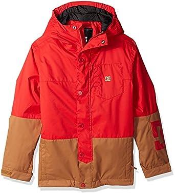 6a7f7da74da1 Amazon.com  DC Boys  Big Defy Youth Snow Jacket  Clothing