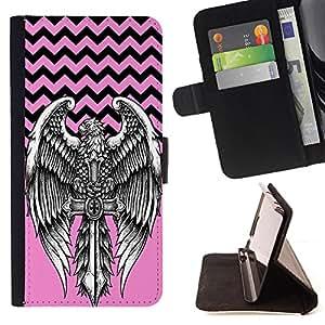 Dragon Case - FOR Samsung Galaxy S4 IV I9500 - Forget the time - Caja de la carpeta del caso en folio de cuero del tirš®n de la cubierta protectora Shell