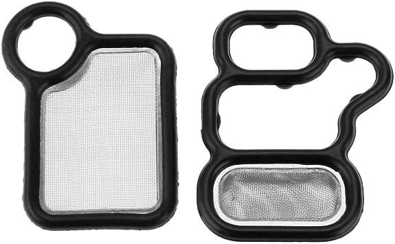 15815RAAA01 15845RAAA01 For Honda VTEC Solenoid Gasket//Spool Valve Filter Screen