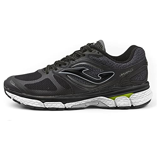 Zapatillas Joma HISPALIS Men 830 Negro: Amazon.es: Zapatos y complementos