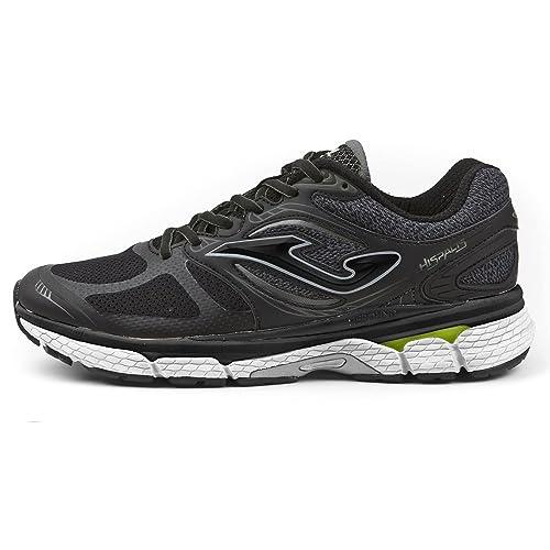 Zapatillas Joma HISPALIS Men 830 Negro: Amazon.es: Zapatos y complementos