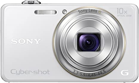 Sony Cybershot - Cámara compacta de 18.2 MP (Pantalla de 3 ...