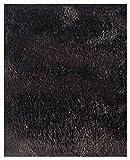 Mohawk Home Cut To Fit Royale Velvet Plush Bath Carpet, Fine Chocolate, 5 by 6 Feet