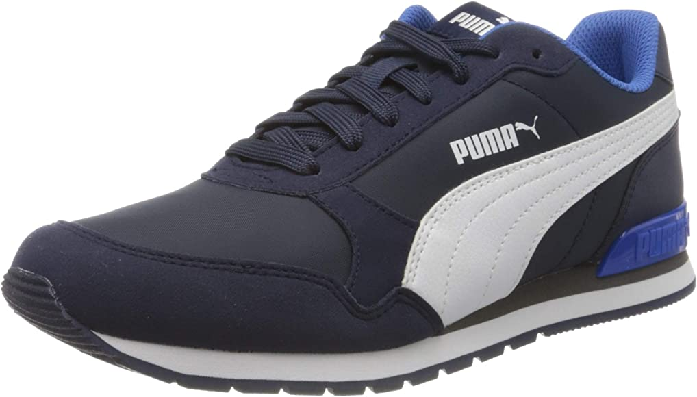 PUMA St Runner V2 NL, Baskets Mixte Adulte Bleu (Peacoat