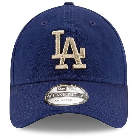 size 40 b5e5c 5feb6 Amazon.com  New Era Los angels Dodgers Special Edition 17 ASG Patch Men s  Strapback Hat 920 9Twenty  Sports   Outdoors