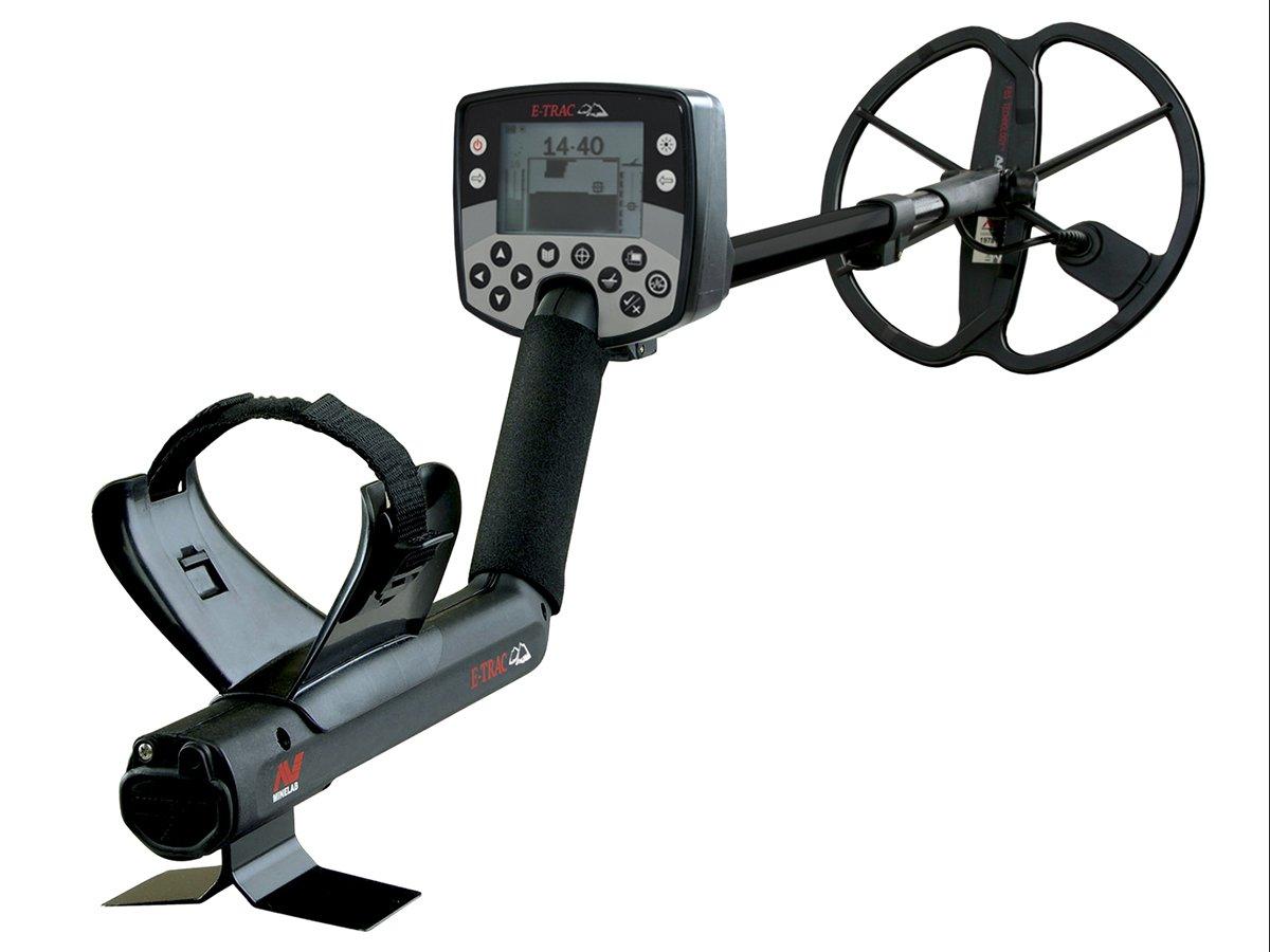 E-Trac E-Trac - Detector De Metales Hobby: Amazon.es: Bricolaje y herramientas