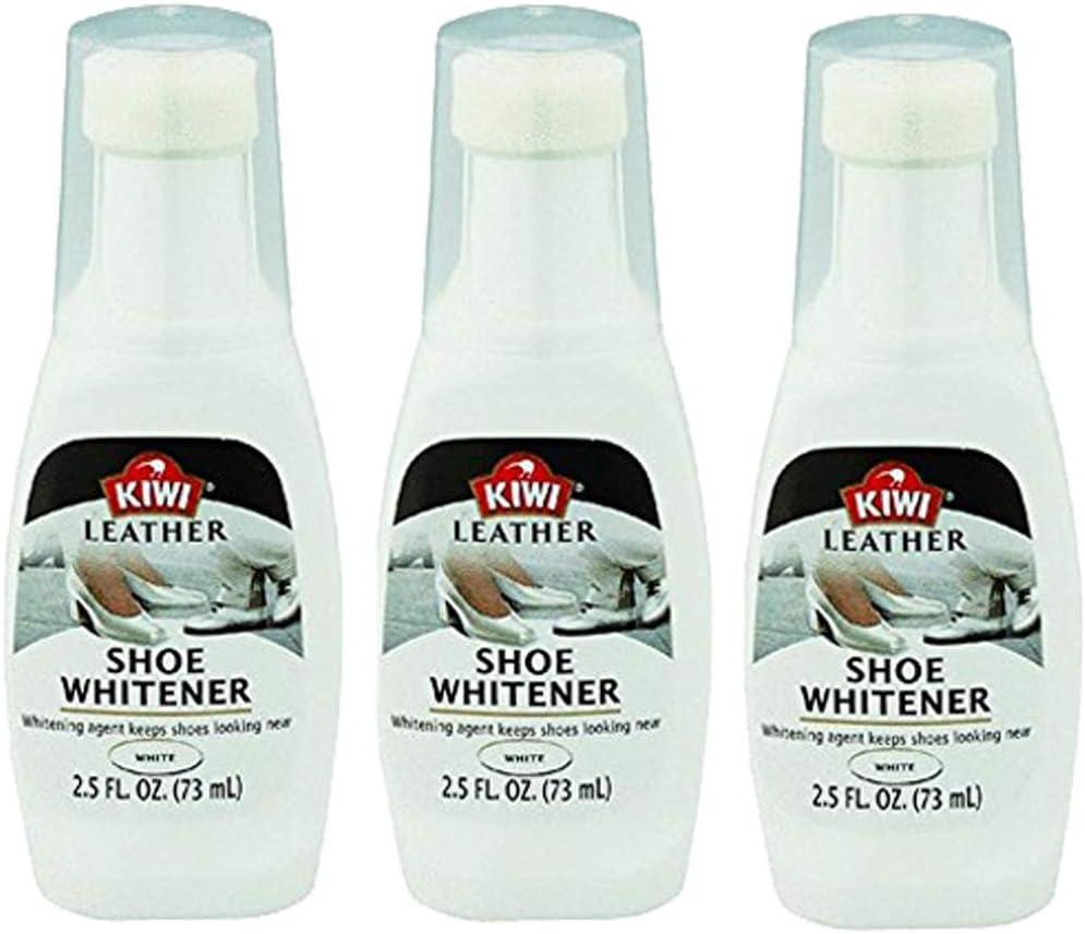 Kiwi Shoe Whitener - White, 3-Pack