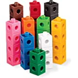ETA hand2mind 5810 Linking Pop Cubes (Set of 100)