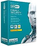 ESET ファミリー セキュリティ | 5台1年版 | Win/Mac/Android対応