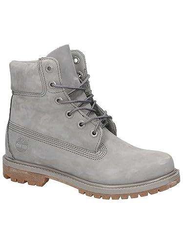 6 Inch Premium Boot for Women in Grey