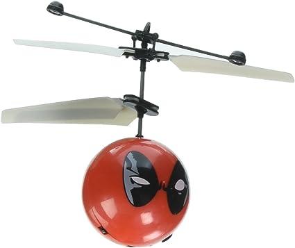 Marvel Spider-Man IR UFO bola helic/óptero