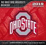 Ohio State Buckeyes 2019 Calendar