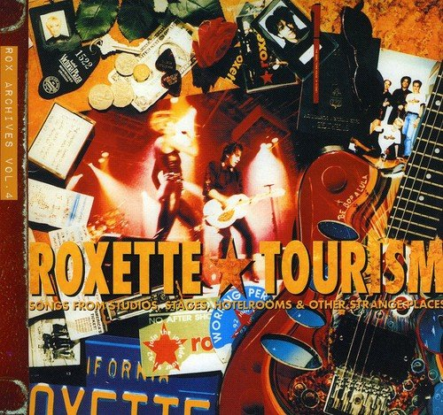 CD : Roxette - Tourism (Portugal - Import)