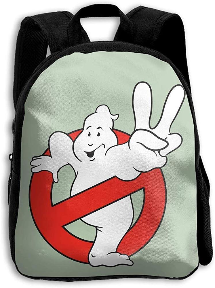 Stay-Puft-Ghost Unisex Men Women Backpack Shoulder Bags Knapsack Boys Girls Laptop Outdoor