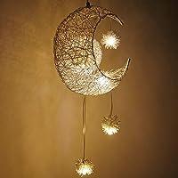 ALLOMN Lámpara Colgante LED, Luz de Techo Lámpara