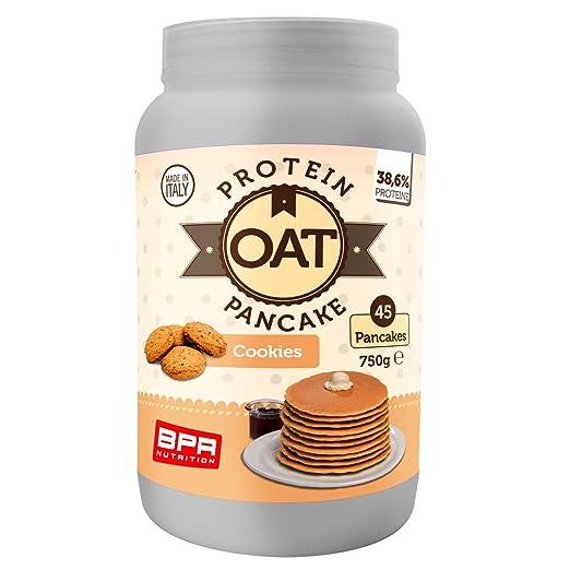 4 opinioni per oat protein pancake (cookies)