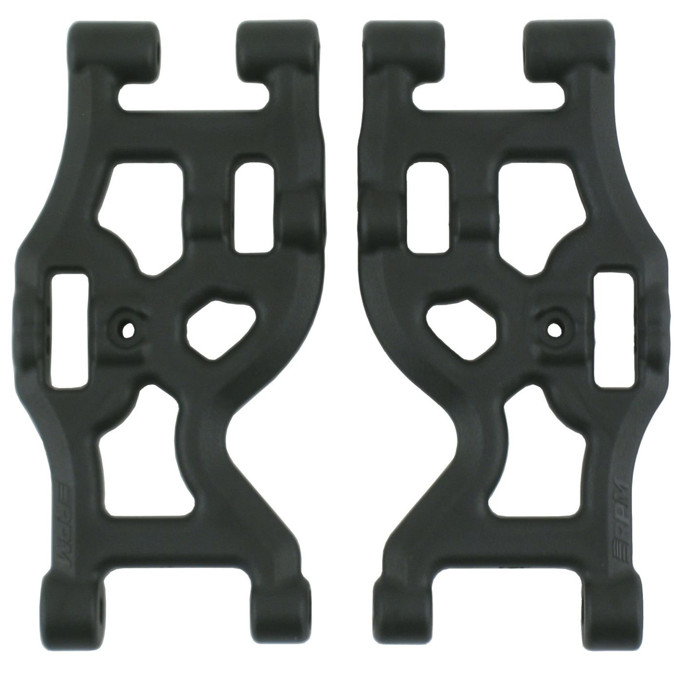 RPM Front A-Arms for ASC SC10 4x4, Black HRP Distribution RPM73962