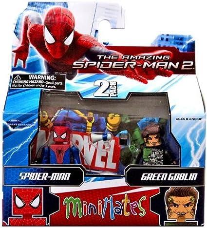 Marvel Minimates Best Of Series 1 Green Goblin