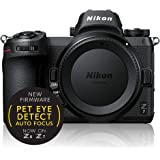 Nikon Z Series Z7 Body Full Frame Mirrorless Nikon Z Series Z7 Full Frame Mirrorless Body Only, Black (VOA010AA)
