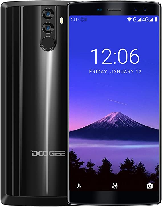 Smartphone 4G Barato, DOOGEE BL12000 Movile Libre Dual SIM ...