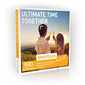 e6d39f63378b Buyagift Ultimate Time Together Gift Experiences - 990 exciting, relaxing  and delicious experiences for two