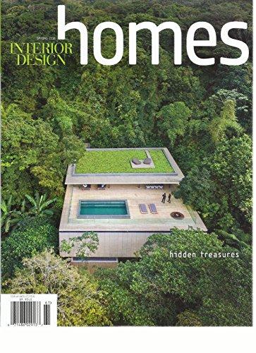 Treasures Accent Hidden - INTERIOR DESIGN HOME MAGAZINE, SPRING, 2016 NO.2 HIDDEN TREASURES