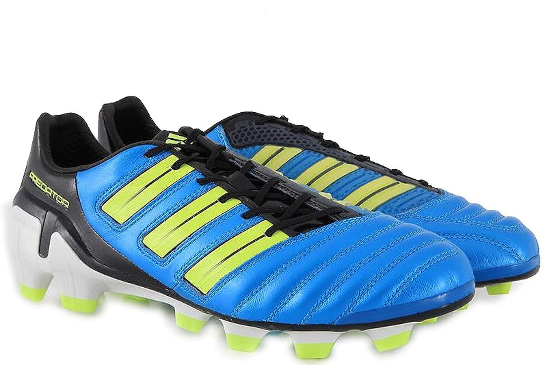d185eadfe055d Amazon.com | adidas Adipower Predator TRX FG Soccer Cleats (7) Blue ...