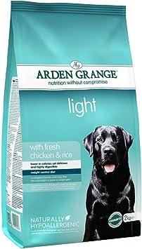 Arden Grange Light Chicken And Rice Adult Dog Food