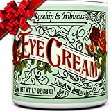 #2: Eye Cream Moisturizer (1oz) 94% Natural Anti Aging Skin Care