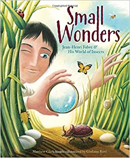 Teaching About Bugs, Insects, and Spiders Book List