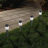 Pure Garden 50-19 Solar Modern Pathway Lights (Set of 24) by Pure Garden