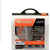 AutoSock AS_HP_695E - Cadenas textiles para nieve (2