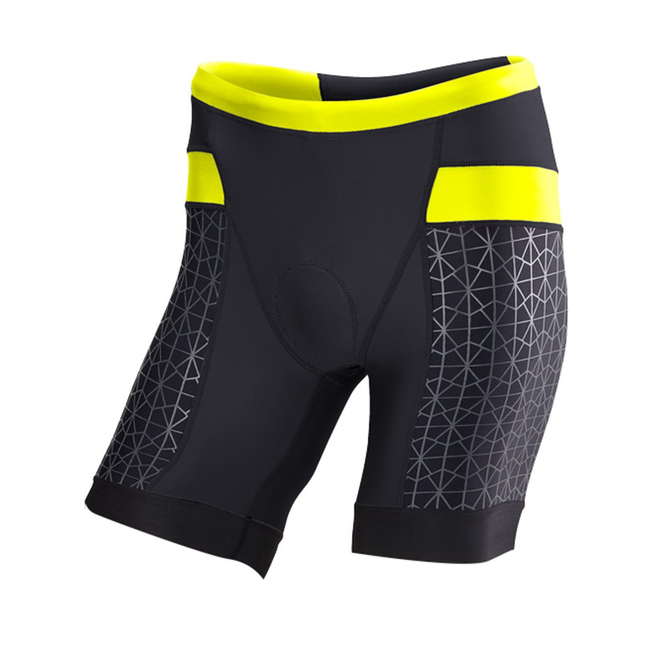 TYR Men's 7 Competitor Tri Short
