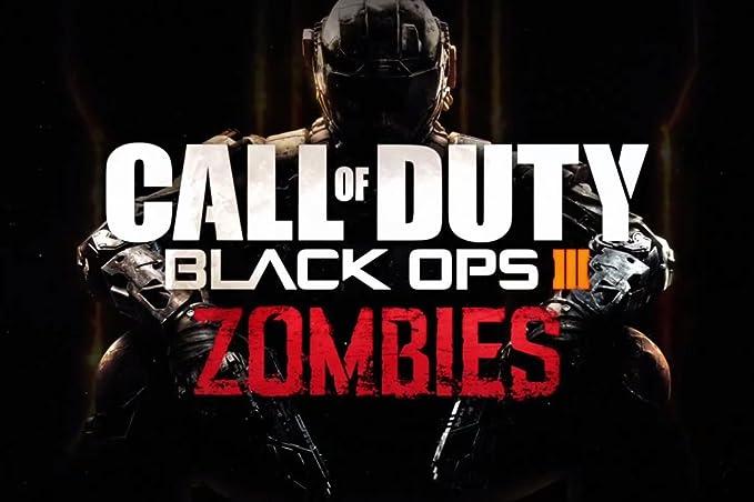 GB Eye, Call of Duty Black Ops 3, Zombies, Taza: Amazon.es: Hogar