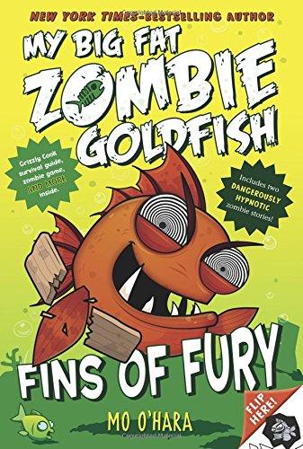 Download Fins of Fury: My Big Fat Zombie Goldfish ebook