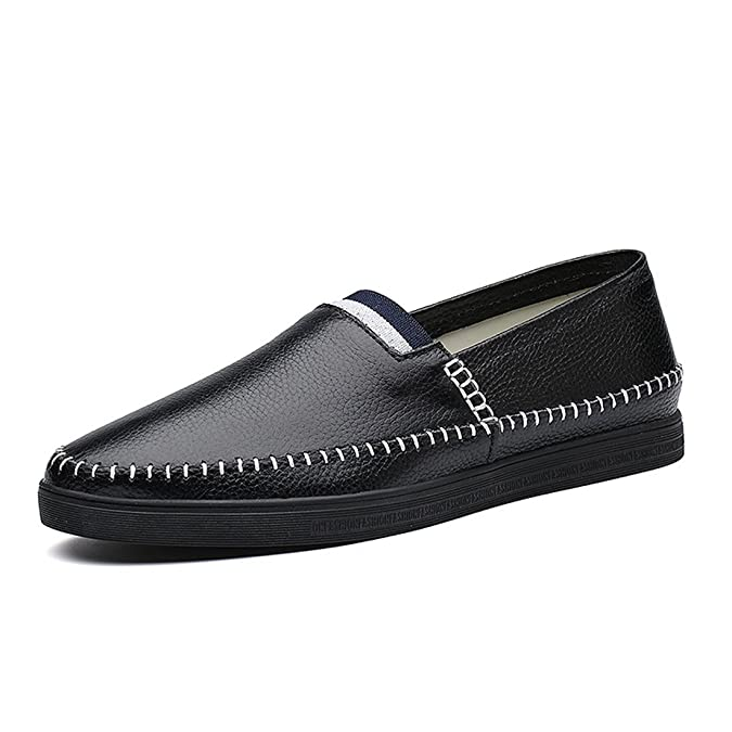 Boy's Men's Stitched Slip-On Spring/Summer Leisure Loafers