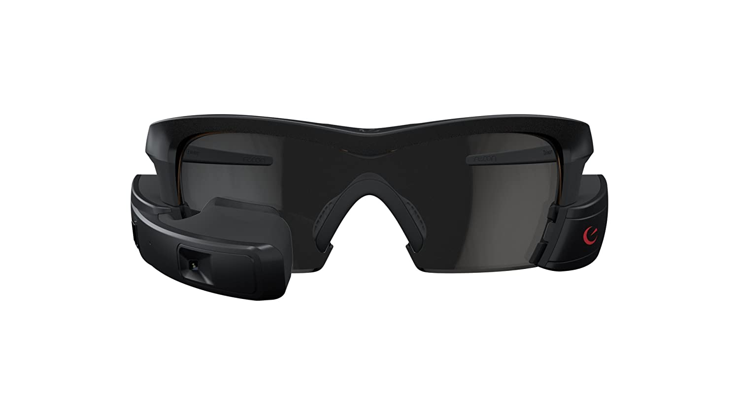 f1e052f019 Amazon.com  Recon Jet Smart Eyewear for Sports and Fitness - Black  Cell  Phones   Accessories