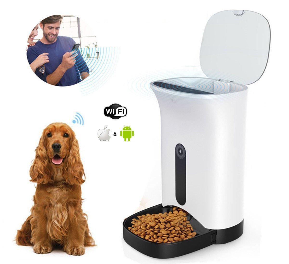 Home-Neat Automatic pet feeder Automatische Haustier Zufuhr Nahrungsmittelspender für Hunde und Katzen