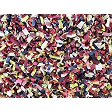 Burgundy Blush Navy Blue Gold Biodegradable Confetti Mix Party Wedding Eco Throwing Decorations Send Off Table Décor Bulk Pack InsideMyNest (25 Handfuls)