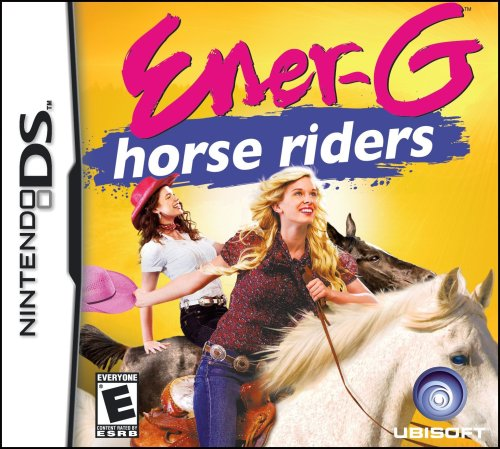 - Ener-G Horse Riders - Nintendo DS