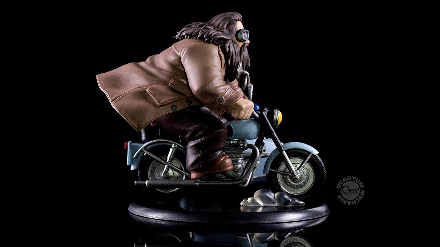 Collectible Figure Harry Potters First Flight Q-Fig New Misc