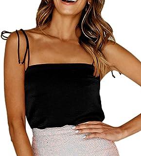 Saihui_Women Tops - Camisas - para Mujer