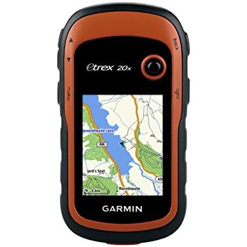 Garmin Etrex X Outdoor Handheld Gps Unit With Topoactive Western Europe Maps