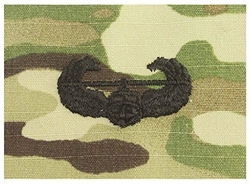 Vanguard ARMY EMBROIDERED BADGE ON OCP SEW ON: AIR ASSAULT