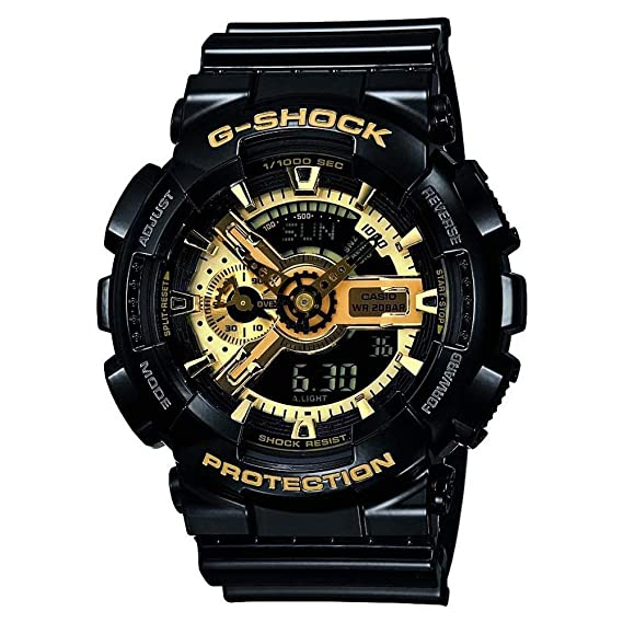 8572bf4d5f08 Casio Multi-cuadrante GA-110GB-1AER  Amazon.es  Relojes